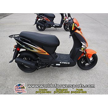 2018 Kymco Agility 125 for sale 200711677