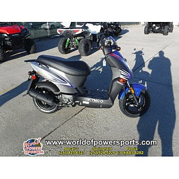 2018 Kymco Agility 125 for sale 200711689