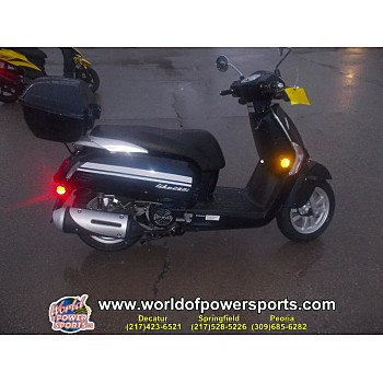2018 Kymco Like 200i for sale 200670706