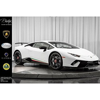 2018 Lamborghini Huracan Performante for sale 101192093