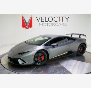 2018 Lamborghini Huracan Performante for sale 101229178