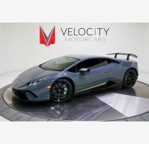 2018 Lamborghini Huracan Performante for sale 101263031