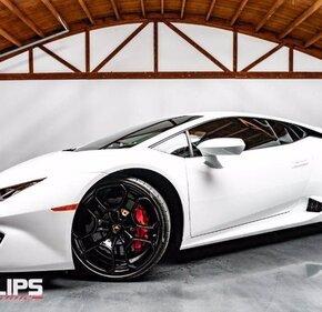 2018 Lamborghini Huracan for sale 101354781