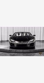2018 Lamborghini Huracan for sale 101399791