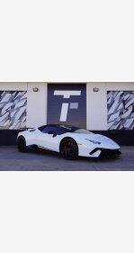 2018 Lamborghini Huracan for sale 101433811