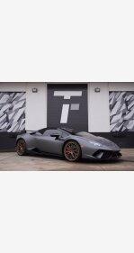 2018 Lamborghini Huracan for sale 101443126