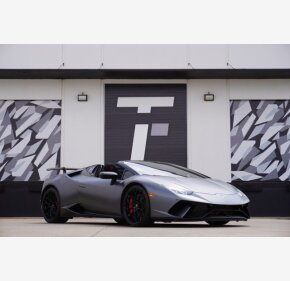 2018 Lamborghini Huracan for sale 101490126