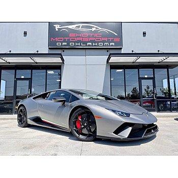 2018 Lamborghini Huracan Performante for sale 101535083