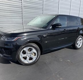 2018 Land Rover Range Rover Sport HSE for sale 101400255