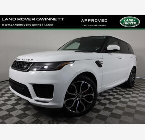 2018 Land Rover Range Rover Sport Supercharged for sale 101461225