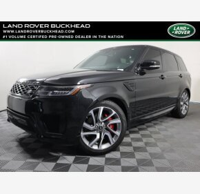 2018 Land Rover Range Rover Sport HSE Dynamic for sale 101467680