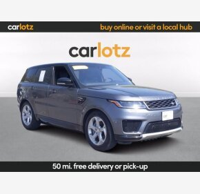 2018 Land Rover Range Rover Sport HSE for sale 101470660