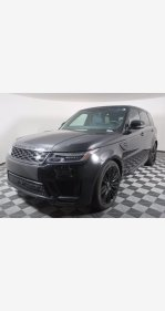 2018 Land Rover Range Rover Sport Supercharged for sale 101472487