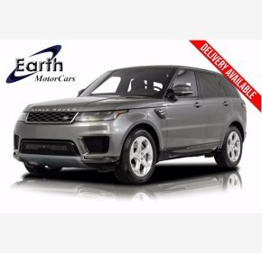 2018 Land Rover Range Rover Sport HSE for sale 101476709