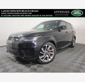 2018 Land Rover Range Rover Sport HSE Dynamic for sale 101476820