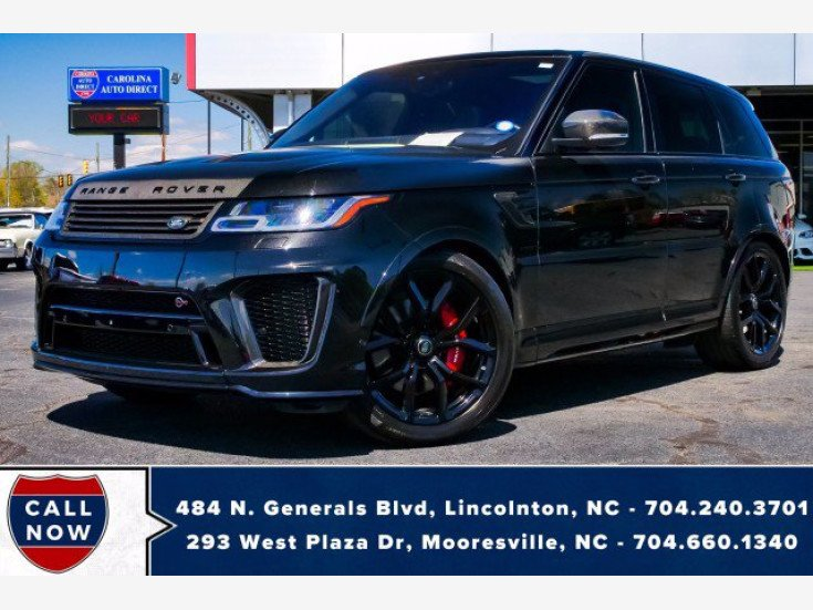 2018 Land Rover Range Rover Sport for sale 101476829