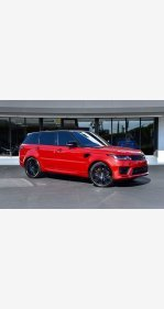 2018 Land Rover Range Rover Sport for sale 101478447
