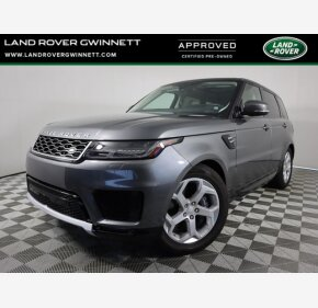 2018 Land Rover Range Rover Sport Supercharged for sale 101484666