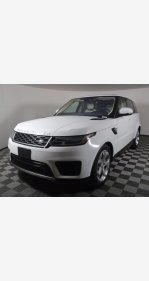 2018 Land Rover Range Rover Sport HSE for sale 101485081