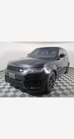 2018 Land Rover Range Rover Sport HSE Dynamic for sale 101485959