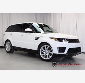 2018 Land Rover Range Rover Sport HSE for sale 101487939