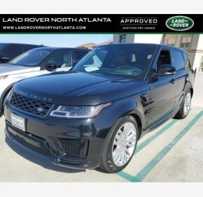 2018 Land Rover Range Rover Sport Supercharged for sale 101489306