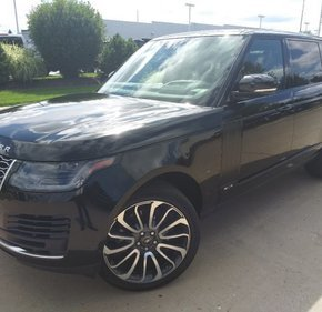 2018 Land Rover Range Rover for sale 101197532