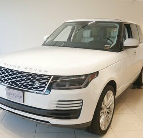 2018 Land Rover Range Rover Supercharged for sale 101251534