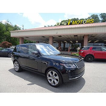 2018 Land Rover Range Rover for sale 101353666
