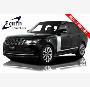 2018 Land Rover Range Rover for sale 101387992
