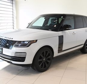 2018 Land Rover Range Rover HSE for sale 101404967