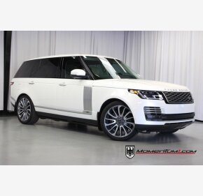 2018 Land Rover Range Rover for sale 101413481