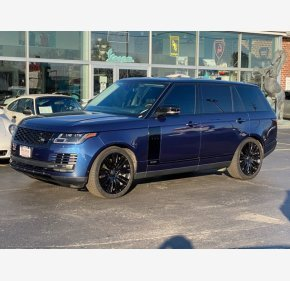 2018 Land Rover Range Rover for sale 101413486