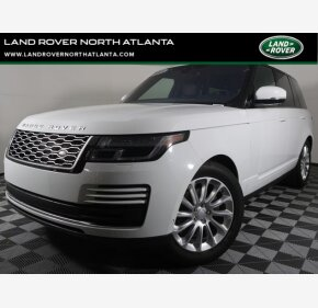 2018 Land Rover Range Rover HSE for sale 101456032