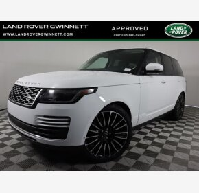 2018 Land Rover Range Rover for sale 101460143
