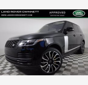 2018 Land Rover Range Rover HSE for sale 101485310