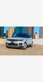 2018 Land Rover Range Rover for sale 101487872