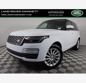 2018 Land Rover Range Rover HSE for sale 101488019