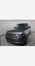 2018 Land Rover Range Rover for sale 101488796