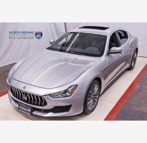 2018 Maserati Ghibli for sale 101036119