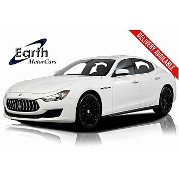 2018 Maserati Ghibli for sale 101351606