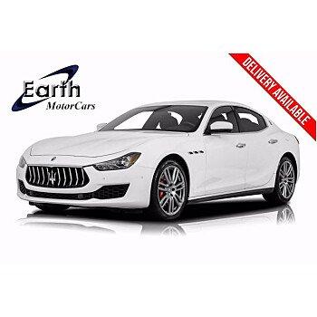 2018 Maserati Ghibli for sale 101520786