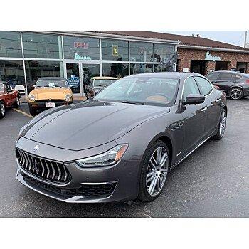 2018 Maserati Ghibli for sale 101563292