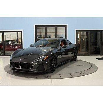 2018 Maserati GranTurismo Coupe for sale 101172348
