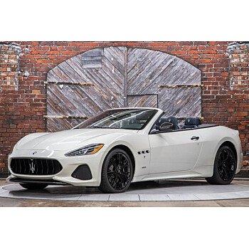 2018 Maserati GranTurismo for sale 101176446