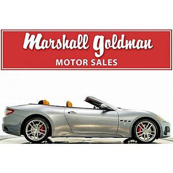 2018 Maserati GranTurismo for sale 101214302