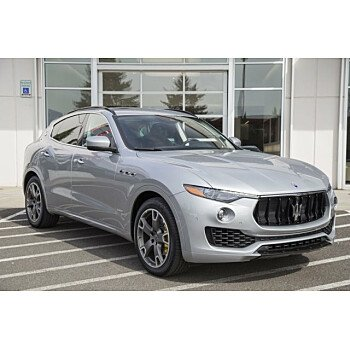 2018 Maserati Levante for sale 100996070