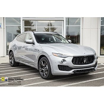 2018 Maserati Levante for sale 100996083
