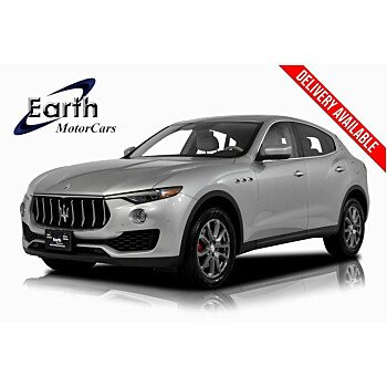 2018 Maserati Levante for sale 101459098