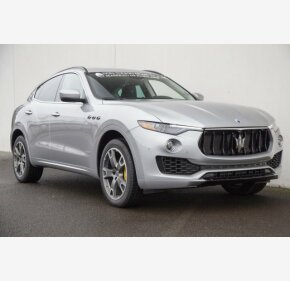 2018 Maserati Levante for sale 100996070
